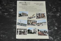 2185   Hotel Riviera   Giulianova Lido   1964 - Teramo