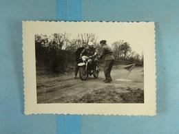 Moto Photo Départ D'une Course ??? /5/ - Photos