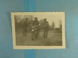 Moto Photo Départ D'une Course ??? /9/ - Photos