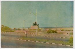 MADRAS     TRIUMPH  OF  LABOUR  IN  MARINA  BEACH        2 SCAN         (NUOVA) - India