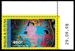 WALLIS ET FUTUNA 1998 - Yv. PA 206 ** SUP Cdf Daté  Faciale= 3,85 EUR - Le Jardin Du Bonheur  ..Réf.W&F21962 - Luftpost