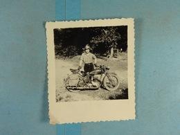 Moto Photo Et Pilote /14/ - Photos