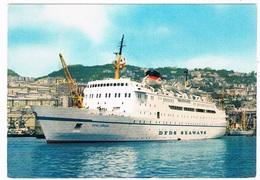 SCH-780   M/S DANA CORONA ( DFDS Seaways) - Ferries