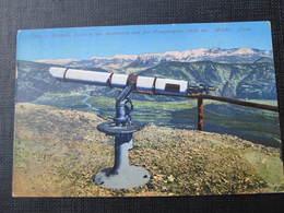 AK BOZEN Etschtal Fernrohr Penegalspitze Mendelnca.1915 //  D*31616 - Andere Städte