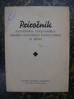 Prirocnik-vocabulary-Slovenia-Italy-Germany  (K-2) - Slav Languages