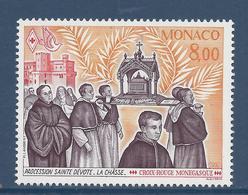 Monaco - YT N° 1843 - Neuf Sans Charnière - 1992 - Monaco