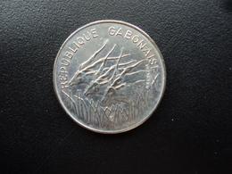 GABON : 100 FRANCS   1971  KM 12   SUP - Gabon