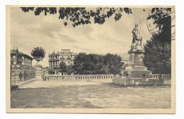 PADOVA MONUMENTO A GARIBALDI AI GIARDINI  - VIAGGIATA FP - Padova (Padua)
