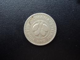 GHANA : 5 PESEWAS  1973   KM 15   SUP - Ghana