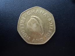 GHANA : 1 CEDI  1979   KM 19   SUP - Ghana