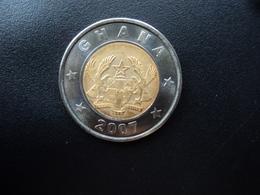 GHANA : 1 CEDI  2007  KM 42   Non Circulé - Ghana
