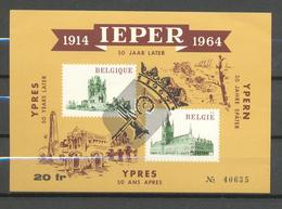 E 89 Ieper Met Opdruk 1965  POSTFRIS** - Commemorative Labels