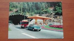 Chamonix Pellerins - Entree Au Tunnel Du MT. Blanc - Cote Francais - Chamonix-Mont-Blanc