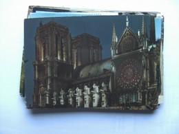 Frankrijk France Frankreich Notre Dame De Paris La Nuit - Notre-Dame De Paris