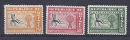 180027936  GUINEA  YVERT  AEREO  Nº  16/8  **/MNH - Guinea Francesa (1892-1944)