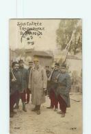 MILITARIA -  Son Entrée Triomphale à Paris - Guillaume  II Prisonnier - 2 Scans - Patriotiques