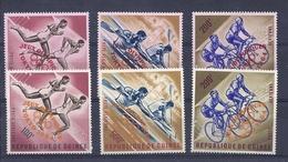 180027946  GUINEA  YVERT  AEREO  Nº  42/7  **/MNH - Guinea Francesa (1892-1944)