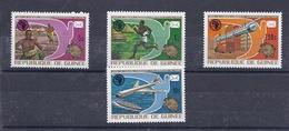 180027947  GUINEA  YVERT  Nº  592/32  **/MNH - Guinea Francesa (1892-1944)