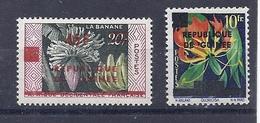 180027953  GUINEA  YVERT  Nº  1/2  **/MNH - Guinea Francesa (1892-1944)