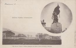 Remiremont 88 -  Casernes Et Monument Aux Morts - Remiremont