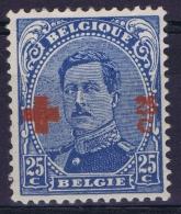Belgium:  OBP Nr 156 Postfrisch/neuf Sans Charniere /MNH/** - 1914-1915 Croix-Rouge