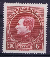 Belgium:  OBP Nr 292 MH/* Flz/ Charniere  Perfo 14,50 - 1929-1941 Grand Montenez