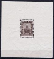 Belgium:  OBP Nr 5 MNH/**/postfrisch/ Neuf Sans Charniere 1936 - Blokken 1924-1960