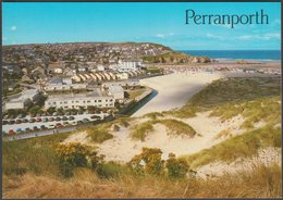 The Sands, Perranporth, Cornwall, C.1990 - Salmon Postcard - England