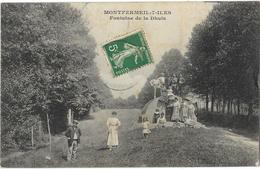 Montfermeil - Fontaine De La Dhuis - Montfermeil