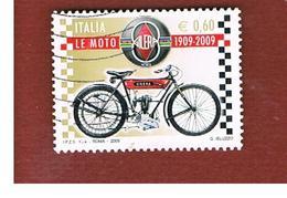 ITALIA REPUBBLICA  -   2009 LE MOTO: GILERA             -   USATO  ° - 6. 1946-.. Repubblica