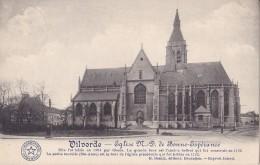 Vilvorde Eglise N-D De Bonne Espérance Circulée En 1907 - Vilvoorde