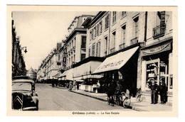 45 LOIRET - ORLEANS La Rue Royale - Orleans