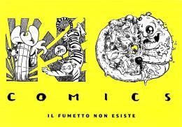 [MD1530] CPM - COMIX - IL FUMETTO NON ESISTE - NV - Fumetti