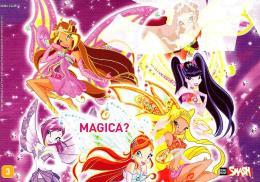 [MD1533] CPM - PROMOCARD N° 7874 - WINX CLUB - MAGICA? - NV - Fumetti