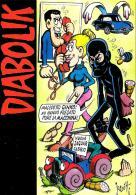 [MD1541] CPM - FUMETTI - PROMOCARD N° 784 - DIABOLIK JACOVITTI - NV - Fumetti