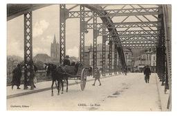 60 OISE - CREIL Le Pont - Creil