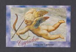 PUBLICITÉ - CUPIDON DIEU DE L'AMOUR - LES ÉDITIONS CUPIDON - AMOUR SEXUALITÉ ÉROTISME - CUPIDON ANGE NU - Publicité