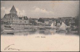 Ouchy, Vaud, 1904 - Jullien Frères U/B CPA - VD Vaud