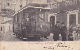 (43)   Tramway VENTIMIGLIA BORDIGHERA (Voir état, Tâches !!) - Italia