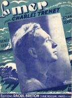 P 7945 - Charles Trenet     La Mer - Vocals