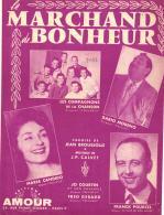 P 7946 -   Marchand De Bonheur       Maria Candido     Frank Pourcel      Les Compagnons De La Chanson - Vocals