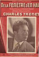 P 7947  -   De La Fenêtre  D'en Haut       Charles Trenet - Music & Instruments