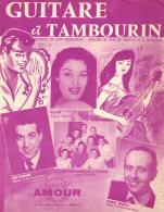 P 7954  -  Guitare Et Tambourin           Dalida     Luis Mariano    Frank Pourcel - Vocals