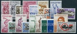 Italia Repubblica 1960 - 6. 1946-.. Republic