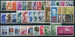 Italia Repubblica 1961 - 1961-70:  Nuovi