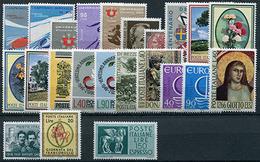 Italia Repubblica 1966 - 1961-70:  Nuovi