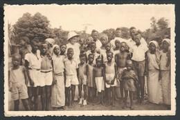 +++ CPA - Afrique - Congo Belge - LOMBOLOMBO - WAFANYA - Groupe Des Enfants Lépreux - Nels   // - Congo Belge - Autres
