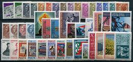 Italia Repubblica 1968 - 1961-70:  Nuovi