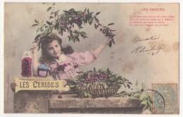 (Bergeret) 194, Les Fruits, Les Cerises - Bergeret