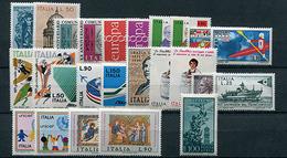 Italia Repubblica 1971 - 1961-70:  Nuovi